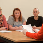 Mock Interviews using staff