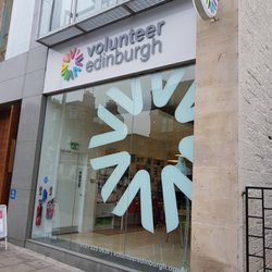 Volunteer Edinburgh Office